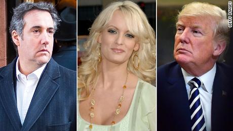 Stormy Daniels cooperating with federal investigators following Cohen raid