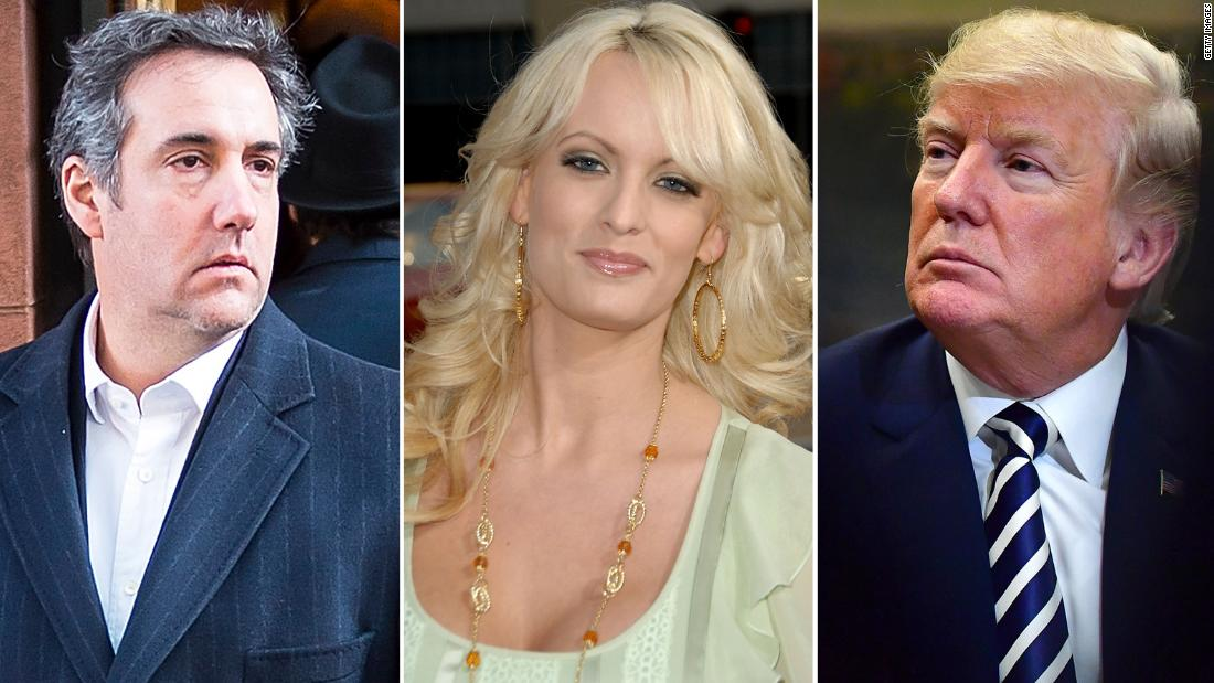 FBI raids Trump lawyer Michael Cohen's office, seizes Stormy Daniels documents, bank records – Trending Stuff