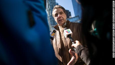 Cuomo pushes to reunite party as Nixon challenge grows