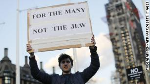 Anti-Semitism is so bad in Britain that some Jews are planning to leave |  CNN