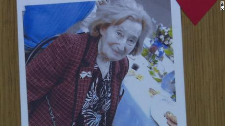 Mireille Knoll an 85-year-old, was murdered in an anti-Semitic attack earlier this year.