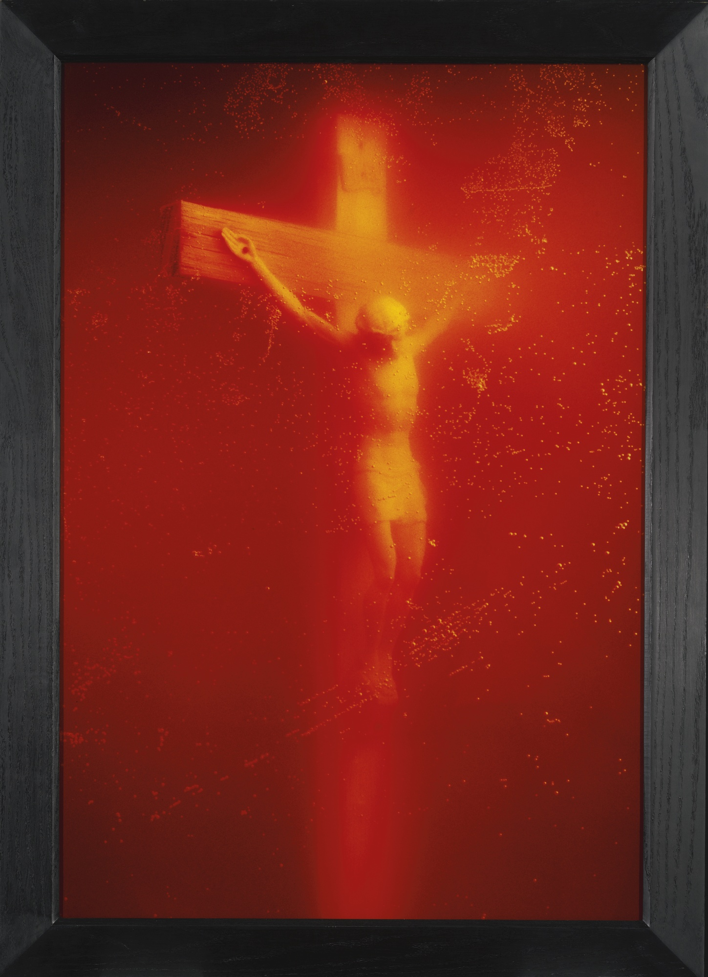 Not that Mapplethorpe piss christ