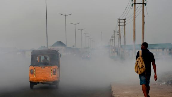 "The Nigerian city of Port Harcourt used to be known as ""The Garden City."" Black soot is now everywhere."
