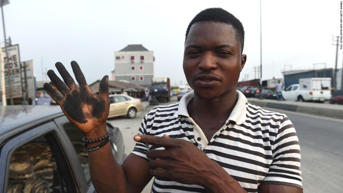 Port Harcourt: Why is this Nigerian city covered in a strange black soot?
