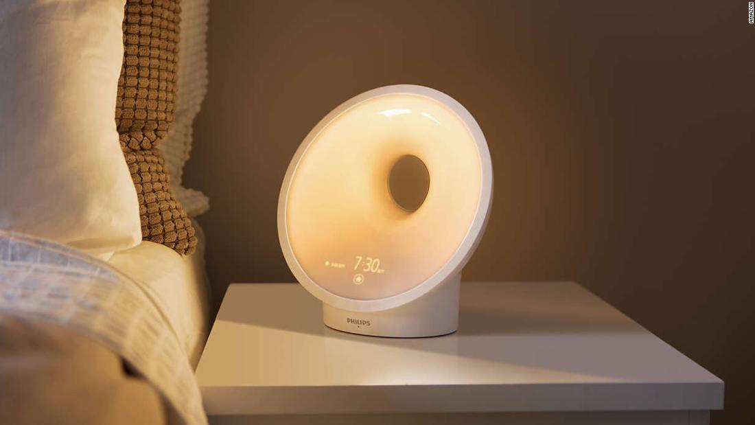 Wake Up Light Therapy Alarm Clocks Might Help If You Have