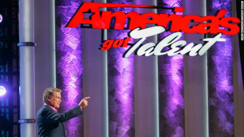 "Regis Philbin hosted the first season in 2006 of NBC's ""America's Got Talent."""