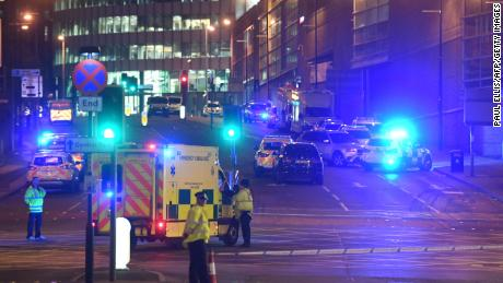 UK security services missed chances to stop terror attack at Ariana Grande gig