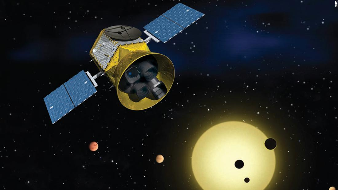 NASA's planet-hunting satellite TESS launches today