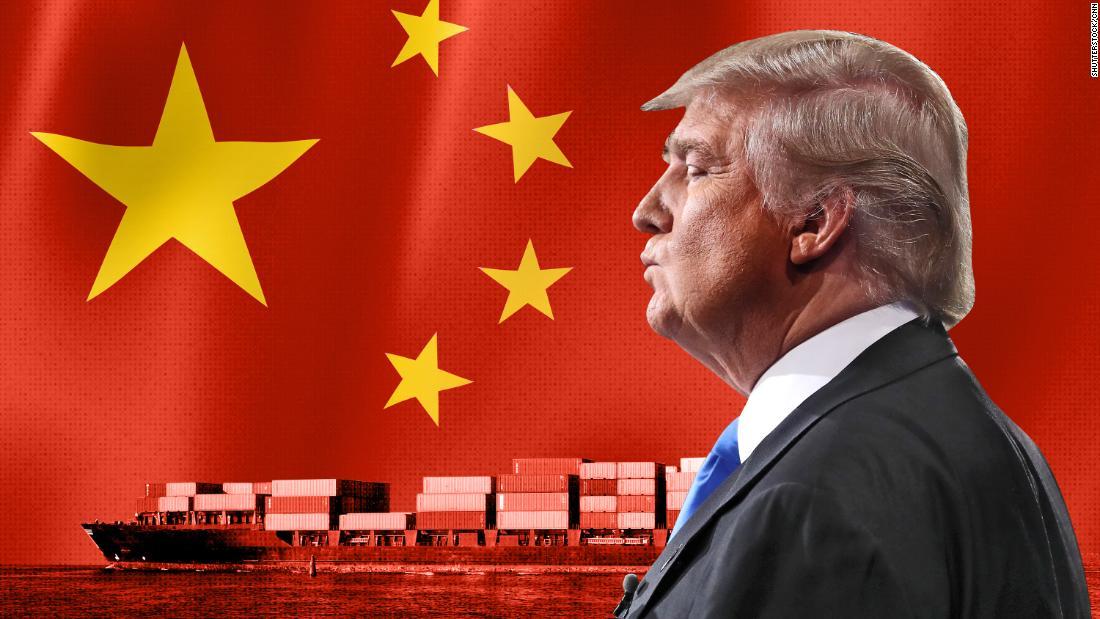 Us China Trade War Ramps Up As New Tariffs Kick In Cnnpolitics