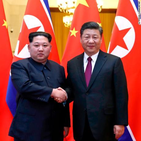Кимийн Бээжинд хийж буй айлчлал