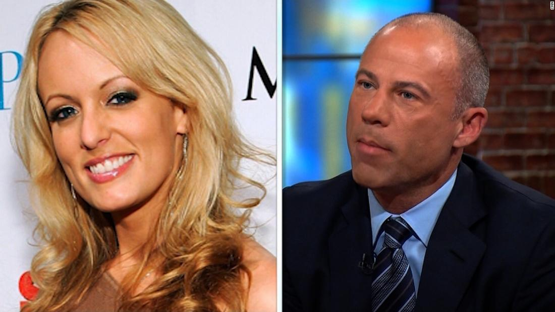 Michael Avenatti charged with stealing $300,000 from former client Stormy Daniels