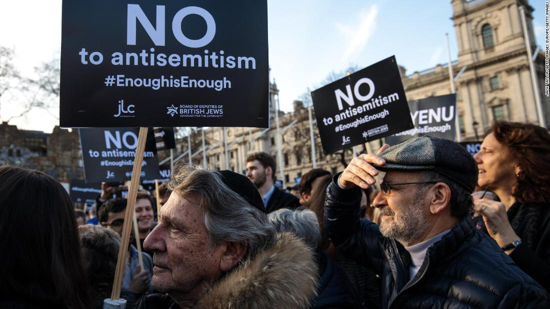 Anti Semitism Is So Bad In Britain That Some Jews Are Planning To