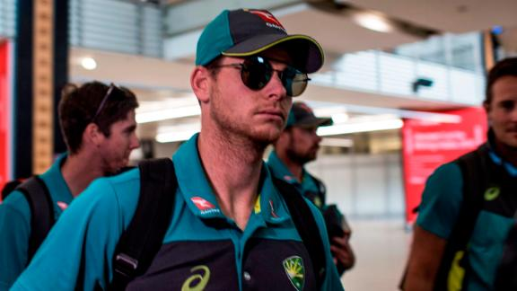Steve Smith was stripped of the captaincy and sent home from South Africa after admitting to cheating.