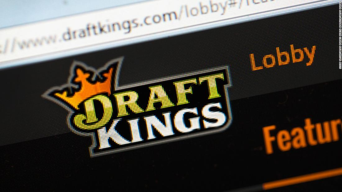 DraftKings looks to profit from legal NCAA Tournament bets