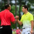 Rory Mcilroy tiger woods masters augusta 2015