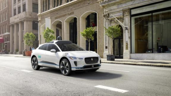 Waymo is now on its fourth and fifth generation self-driving vehicles.