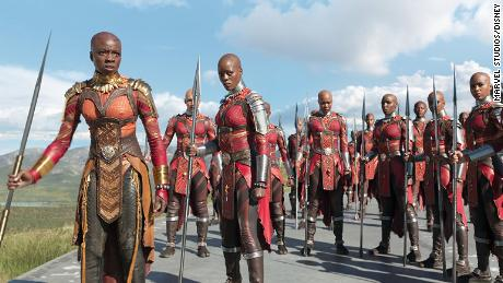 "Nigerian studio EbonyLife and Sony Pictures Television are to produce a TV series on the West African Dahomey Warriors. They're following in the footsteps of box office hit ""Black Panther,"" which featured the all-female security services of Dora Milaje."