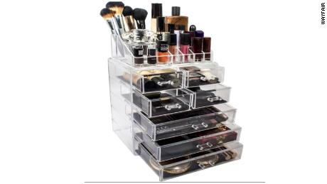 For Many, The Task Of Taming An Ever Growing Cosmetic Stash Can Be  Conquered By Investing In The Right Storage Container. This One Checks All  The Boxes, ...