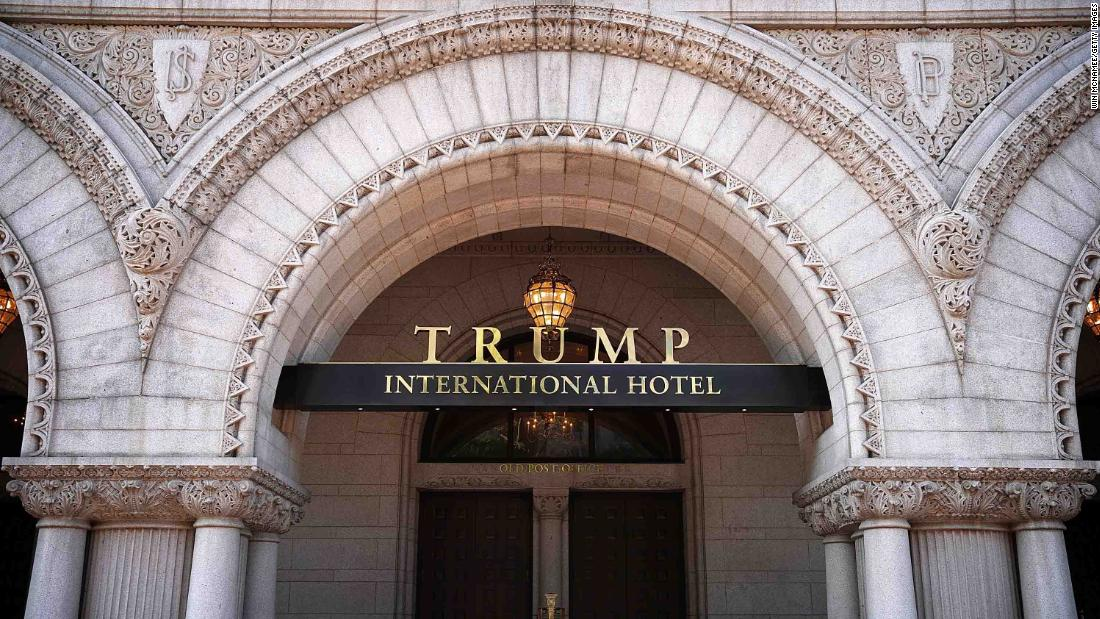 DC attorney general says he'll fight Trump hotel case to Supreme Court