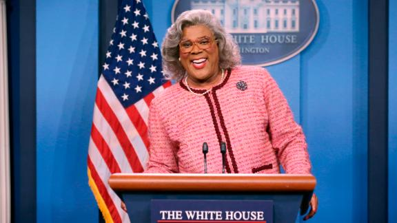 One mother says Tyler Perry's Madea was an inspiration.