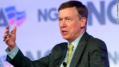 Colorado Gov. John Hickenlooper opposed legalizing marijuana, but embraced the choice of his state.
