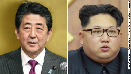 Japan seeking own North Korea summit as Abe risks being left out