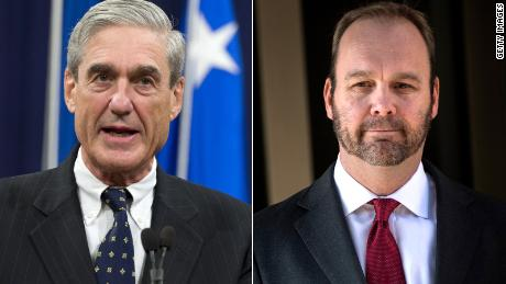 Robert Mueller and Rick Gates