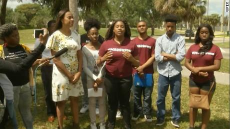 Black Parkland survivors want to be heard