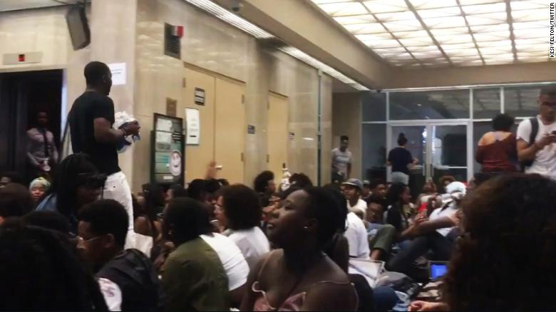 Students outraged over financial aid scandal