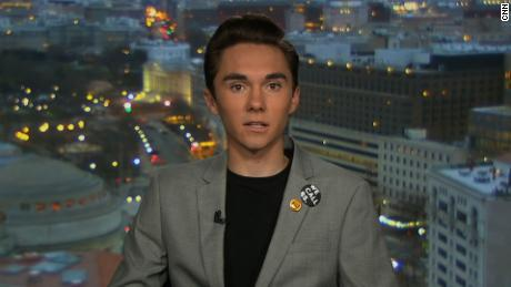 Image result for david hogg on new day