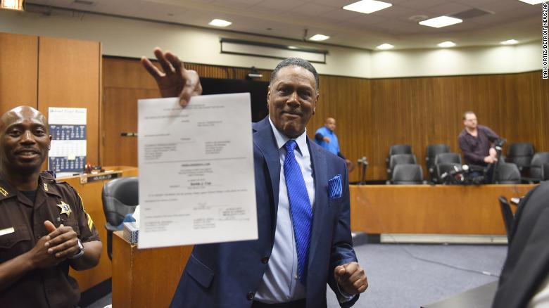 Man exonerated after 45 years in prison