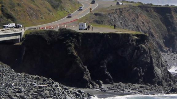 california cliff crash
