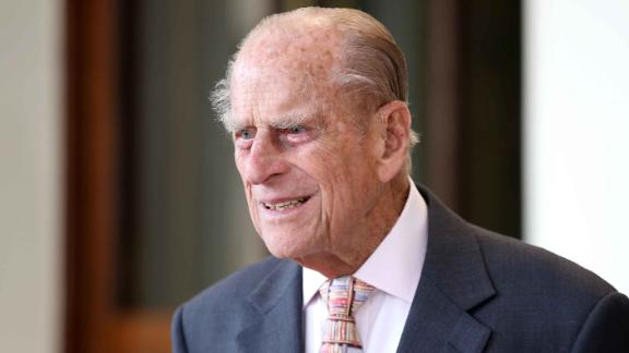 Prince Philip, Duke of Edinburgh is seen in London last year.