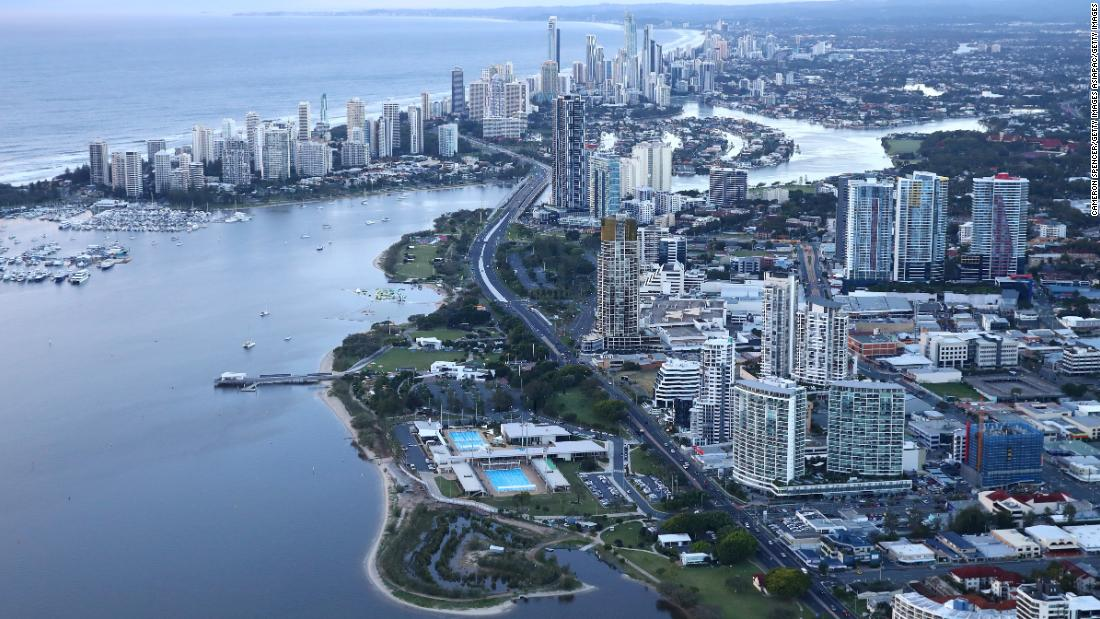 Australia's stunning Gold Coast will stage the 2018 Comonwealth Games from April 4-15. Here are the venues that will host the event on the country's East coast.