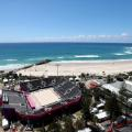 coolangatta beach commonwealth games australia
