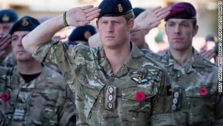 Prince Harry first served with his army unit in Afghanistan in 2008, returning in 2012 as a helicopter pilot.