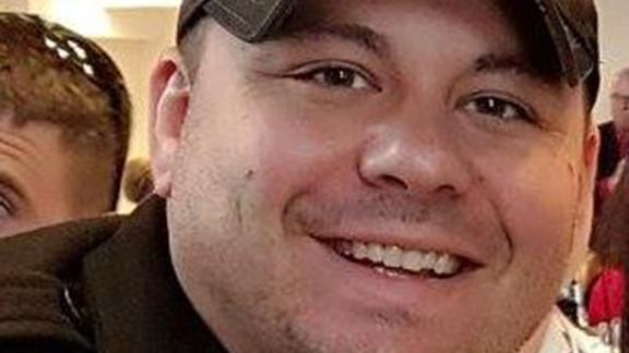Blane Salamoni, is one of two police officers involved in the shooting of Alton Sterling, 37, outside a convenience store on July 5, 2016 in Baton Rouge, Lousiana  Source: Louisiana State Reps Denise Marcelle and Ted James