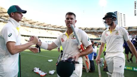 australia david warner apology cricket ball tampering sot nr_00004529