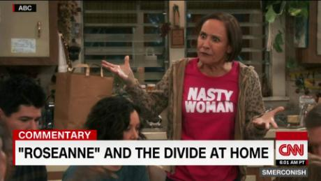 Comment: 'Roseanne' and the divide _00020602