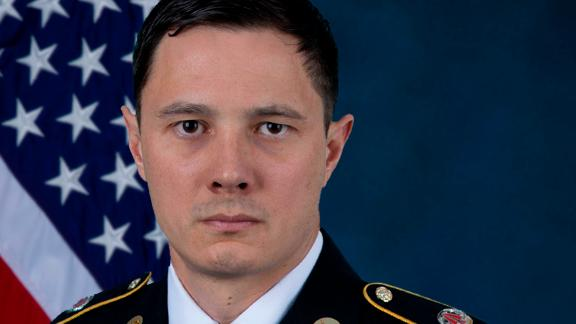 Master Sgt. Jonathan J. Dunbar was killed in Syria in an improvised explosive device attack in the Manbij area of Syria.