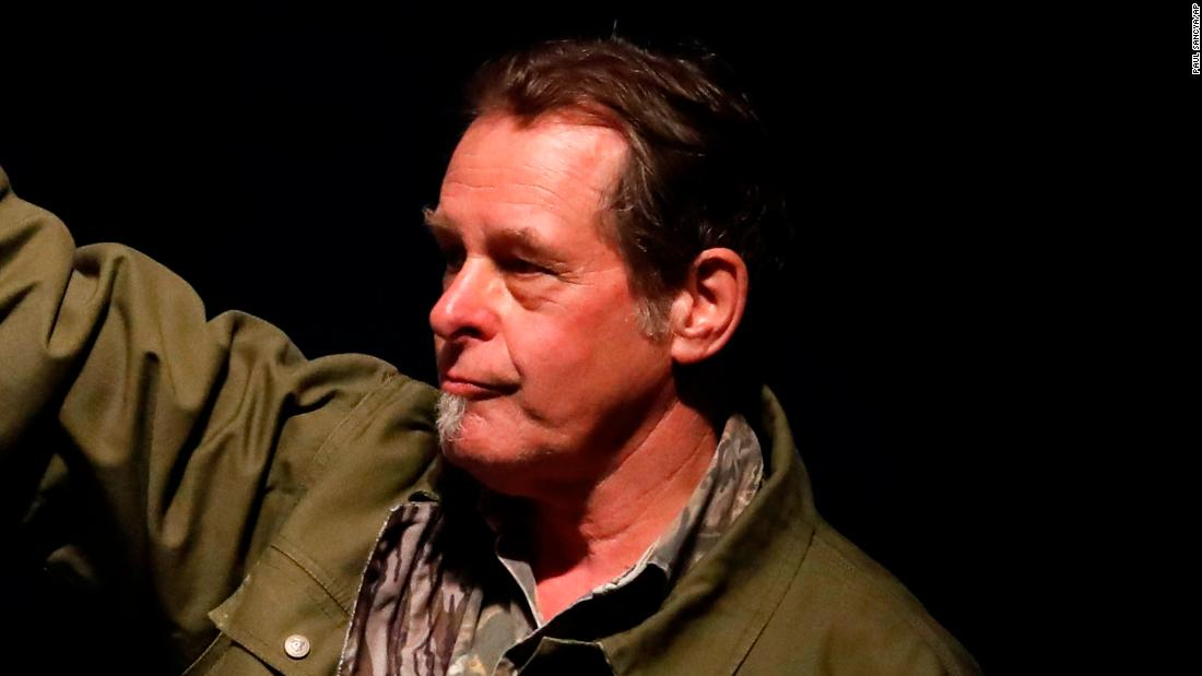 image of Ted Nugent calls Parkland survivors 'soulless'