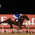 thunder storm dubai world cup