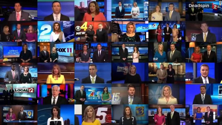 Uproar over Sinclair's media-bashing promos