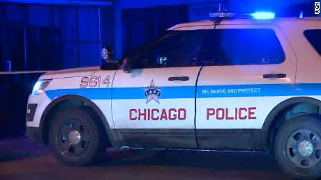 Chicago Police Superintendent Eddie Johnson says the city still has a long way to go to curb gun violence despite the steady progress.