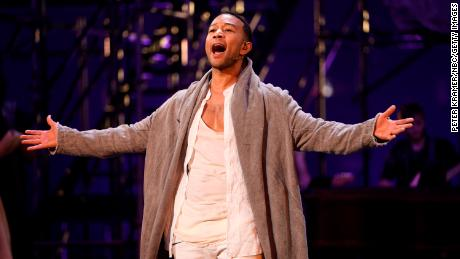 John Legend Stars As Jesus In NBC39s Easter 2018 Live Production Of