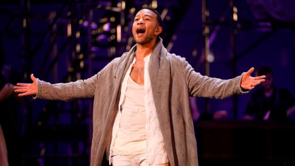 "John Legend stars as Jesus in NBC's Easter 2018 live production of the musical ""Jesus Christ Superstar."" Jesus has been portrayed by a variety of actors throughout the years."