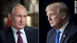 Trump declines to side with US intelligence over Putin