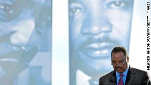 Jesse Jackson: Losing MLK 'hurts all the time,' but we fight on