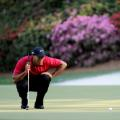 Tiger Woods Masters Augusta 2010