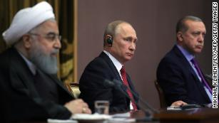 The Russia-Turkey-Iran solution for Syria leaves key issues unresolved